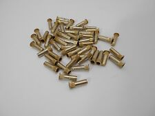 (Qty:50) AVK Blind Threaded Captive Fasteners ALS4-1032-130B Closed End ~ Steel