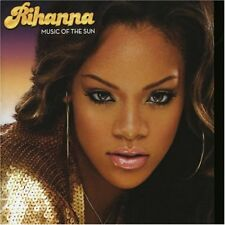 RIHANNA Music Of The Sun 2005 14-track CD album BRAND NEW
