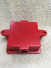 """New Fire Alarm Bell """"Mounting Plate"""""""
