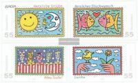 BRD 2665-2668 (kompl.Ausg.) selbstklebende Ausgabe postfrisch 2008 Grußmarken