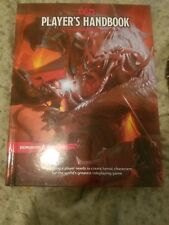 Dungeons & Dragons 5th Edition D&D 5e Player's Handbook Wizards Fantasy Hero RPG
