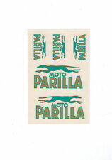 PARILLA DECALCOMANIA - DECAL- STICKERS- MOTOR BIKE VINTAGE