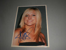 Ashlee Simpson signed signiert autograph Autogramm 13x18 Foto in person