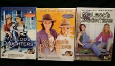 MCLEOD'S DAUGHTERS - The Complete 1 2 3 Series Region 4 DVD BOX SETS