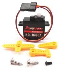 Power HD HD-1600A Micro Hi-Speed Coreless Motor Servo