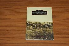 Historic Stage Routes of San Diego County Images America Ellen Sweet Newell Book
