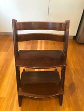 Stokke Tripp Trapp highchair/toddler chair walnut