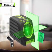 Huepar Self leveling Green Laser Level Box-1G 150ft 45m Cross Line Laser