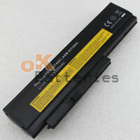 6Cell battery for LENOVO ThinkPad X230 X230i 42T4867 42T4876 42T4901 42Y4864