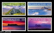 Panoramic Views of Gibraltar set of 4 stamps mnh 2007 #1104-7