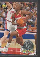 SAM CASSELL 1993-94 UPPER DECK ROOKIE STANDOUT CARD #RS18