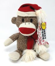 "NWT SOCK MONKEY 2014 GEMMY Spins & Moves to "" BEST SONG EVER "" by One Direction"