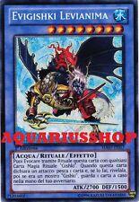 Yu-Gi-Oh! Evigishki Levianima HA07-IT017 Rara Segreta ITA Fortissima Carta Zexal