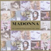 Madonna - The Complete Studio Albums [19832008] [CD]