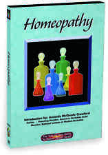 Homeopathy The Step by Step Guide to Holistic Health TMW Media C29DVD DVD