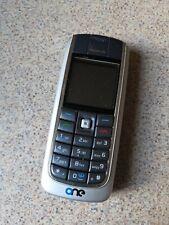 Nokia 6020 - Graphite grey (Unlocked) Mobile Phone