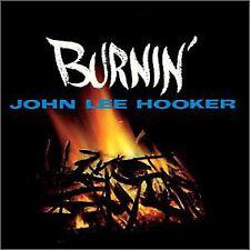 John Lee Hooker Burnin BRAND NEW SEALED CD