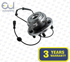 WHEEL BEARING HUB WITH ABS SENSOR FRONT FOR LAND ROVER DISCOVERY 2 TAY100060