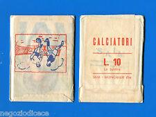 Bustina/Packet - figurine-Stickers - CALCIATORI 1962-63 SAIM - Piena-New