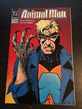 Animal Man#34 Incredible Condition 9.4(1991) Bolland Cover!!
