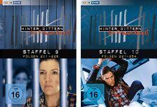 12 DVDs * HINTER GITTERN - DER FRAUENKNAST - STAFFEL 9 + 10 IM SET # NEU OVP §