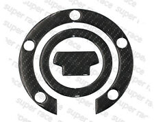 Stock 3D Carbon Gas Cap Tank Cover Pad Sticker For Yamaha YZF R6S 2006-2008 2007
