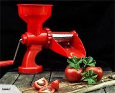 Groovy Stainless Steel Tomato Juicer