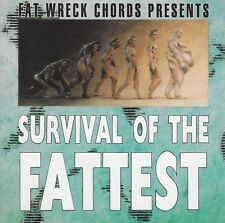 FAT WRECK CHORDS Survival Of The Fattest CD    SirH70