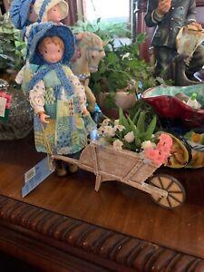 "Holly Hobby By AMerican Greetings ""Beautiful Harvest"" Doll 8"" @ Wheelbarrow"