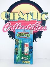 Teenage Mutant Ninja Turtles 1988 Bubble Blaster MOC~TMNT~Rare Tmnt Collectible
