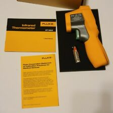 Fluke 67 Maxam Clinical Infrared Thermometer Post Recall Unit