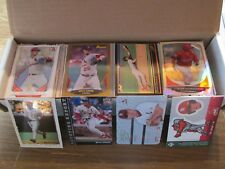 ST. LOUIS CARDINALS LARGE 400 CARD LOT, INSERTS, ROOKIES & PARALLEL CARDS ONLY