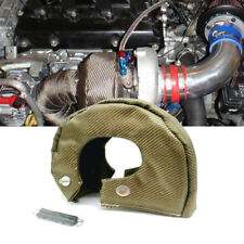 T3 Titanium Turbo Blanket Heat Shield Cover Barrier Turbo charger Cover Wrap
