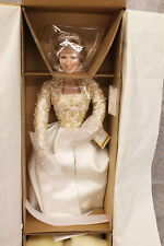 "Ashton Drake Lady Diana Visionary Of Style 18"" Porcelain Doll Lady Di Princess"