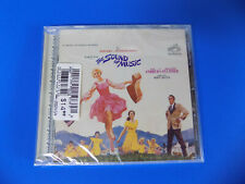 SEALED 30th ANNIVERSARY CD THE SOUND OF MUSIC RCA Julie Andrews 1995