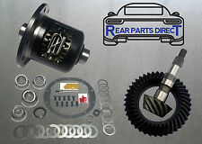 NEW GM 8.5 10 BOLT Ring & Pinion, Posi Unit, Bearing Kit - 3.42 Ratio 28 Spline