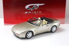 1:18 GT Spirit Porsche 944 s2 cabriolet beige New chez Premium-modelcars