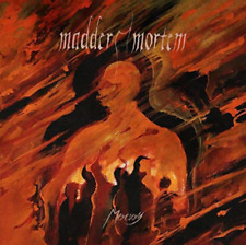 Madder Mortem-Mercury CD NEW