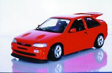 1:18 UT Models Ford Escort RS Cosworth blue, red, white