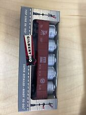 VINTAGE GILBERT HO 33507 D&H CONTAINER TRAIN CAR New
