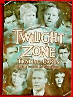 THE TWILIGHT ZONE - Series 4 Promo Card - P1 - Rittenhouse 2004 - Mickey Rooney