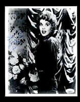 Donna Douglas JSA Coa Signed 8x10 Beverley Hillbilies Photo Certified Autograph
