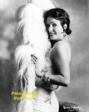 "NORMA TALMADGE 8X10 Lab Photo 1920s Sexy Silent Era Glamour Portrait ""CHIDNOFF"""