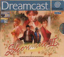 Shenmue II (Sega Dreamcast, 2001)