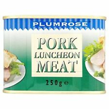 Plumrose Pork Luncheon Meat 12 x 250g