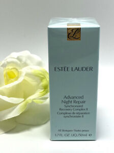ESTEE LAUDER ADVANCED NIGHT REPAIR COMPLEX II 1.7oz / 50ML Sealed New IN BOX