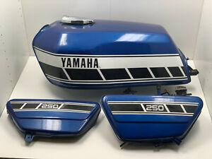 Yamaha RD250 1A2 RD400 1A3 Tank Set
