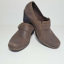 Clarks Bendables Freesia Isle Shoes Distressed Brown Size 6 M Style 34967
