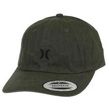 Hurley Curve Cap ~ Chiller Militär