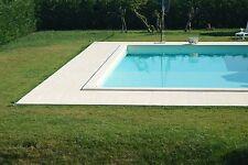 Schwimmbecken Swimmingpool Rechteckbecken Styropor Pool 6x3x1,5m Poolset